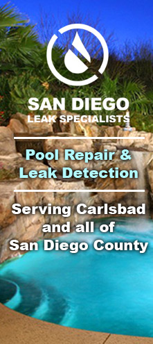 Carlsbad swimming pool leak detection repair Swimming pool leak detection and repair