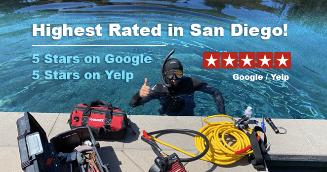 San diego swimming pool leak detection repair and inspections How to fix a swimming pool leak