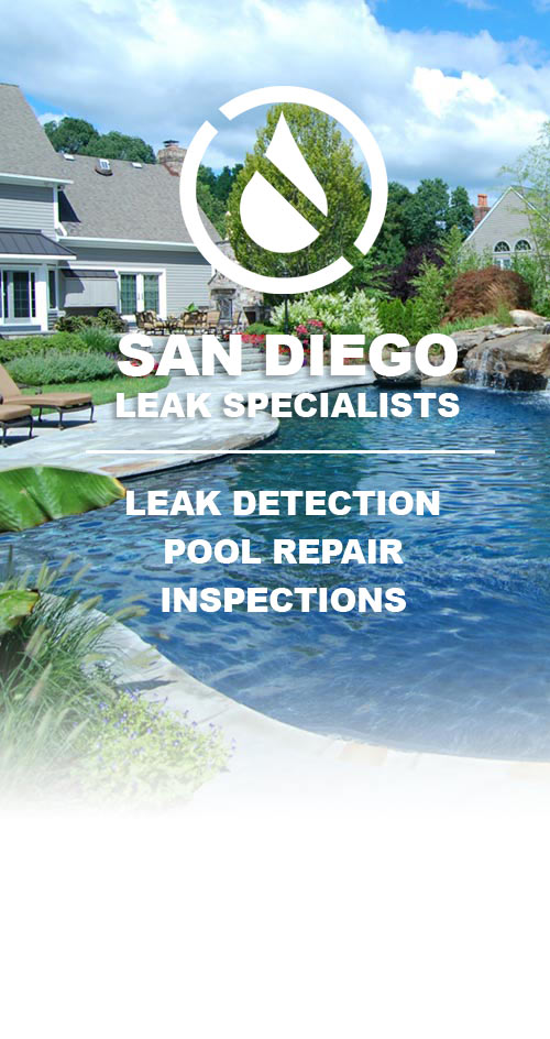 San Diego Leak Specialists Site Map